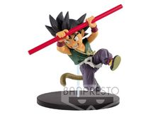 ACTION FIG SON GOKU REF.27809/27810