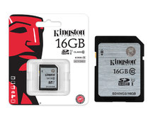 CARTAO DE MEMORIA CLASSE 10 SD10VG2/16GB KINGSTON