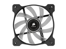 COOLER 120MM CORSAIR AF120 QUIET EDITON LED BRANCO