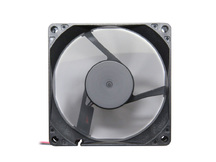 COOLER FAN 80MM X 80MM  PRETO