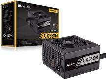 FONTE ATX 80PLUS BRONZE CP-9020102-WW CXM 550W PFC ATIVO BIVOLT SEMI-MODULAR