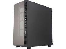 GABINETE GAMER REDRAGON GRAPPLE PRETO S/ FONTE GC607BK