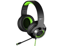 HEADSET GAMER 7.1 EDIFIER G4 OVER-EAR - PRETO-VERDE