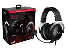 HEADSET GAMER HX-HSCL-SR/NA CLOUD SILVER