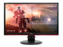 MONITOR 24 LED AOC GAMER HERO 144HZ 1MS FULL HD G2460PF