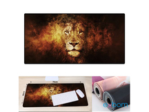 MOUSE PAD GAMER LEAO EXTRA GRANDE 700 X 350 X 3MM