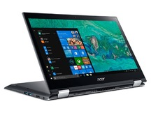 NOTEBOOK ACER SPIN SP314-51-C5NP I5-8250U 8GB 1TB