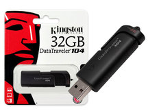 PEN DRIVE USB 2.0 DT104/32GB DATATRAVELER 104 32GB