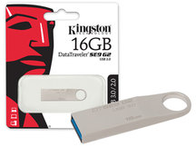 PEN DRIVE USB 3.0 DT SE9 G2 16GB KINGSTON