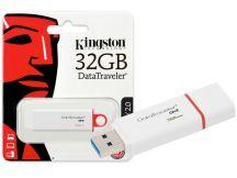 PEN DRIVE USB 3.0 DTIG4/32GB DATATRAVELER 32GB GENERATION 4 VERMELHO