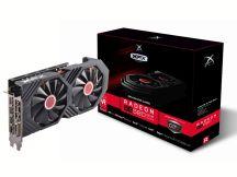 PLACA DE VÍDEO RX 580 8GB OC+ GTS XXX EDITION DDR5 1386MHZ XFX RX-580P8DFD6