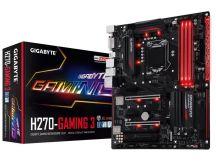 PLACA MAE LGA 1151 INTEL GA-H270-GAMING 3 ATX DDR4 2400MHZ M.2 HDMI USB 3.1