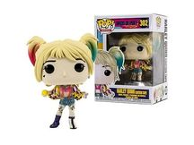 POP BIRDS OF PREY - HARLEY QUINN (CAUTION TAPE) 302