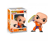 POP DAGON BALL Z - KRILLIN WITH DESTRUCTO DISC - 706