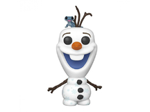 POP DISNEY FROZEN 2 - OLAF WITH BRUNI - 733