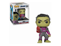 POP MARVEL AVENGERS ENDGAME - HULK WITH GAUNTLET 6 478 - FUNKO