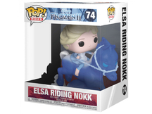 POP RIDE DISNEY FROZEN 2 - ELSA RIDING NOKK- 74