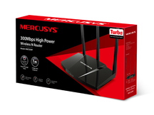 ROTEADOR WIRELESS N 300MBPS HIGH POWER MERCUSYS MW330HP