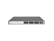 SWITCH GERENCIAVEL SG2404 24PORTAS POE GIGABIT ETHERN 4 MINI-GBIC COMPART.