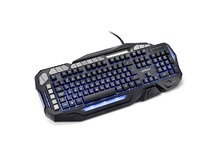 TECLADO WARRIOR KILIAN GAMER MULTIFUNCAO MACRO TC226
